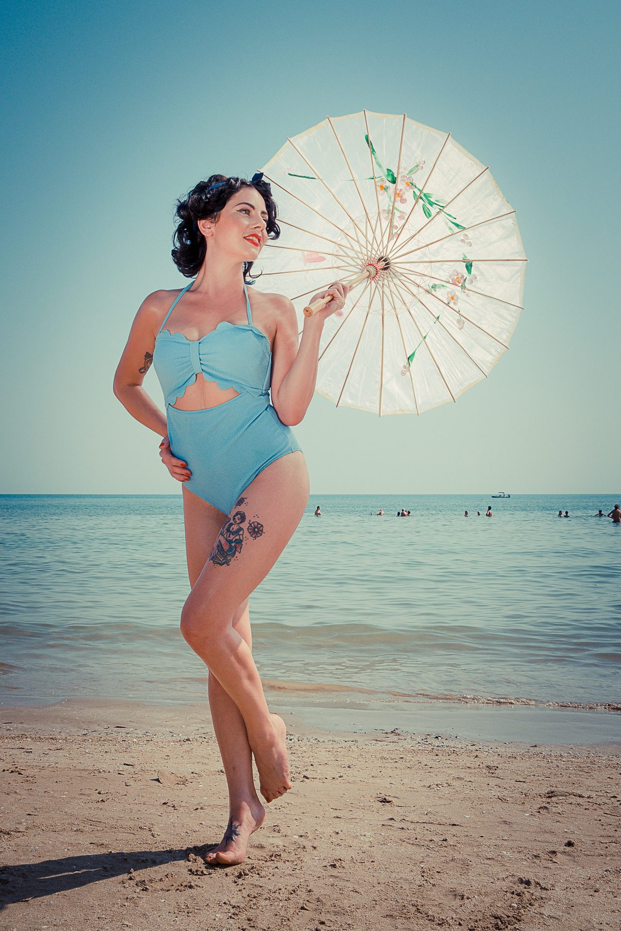 Set: Pin-Up