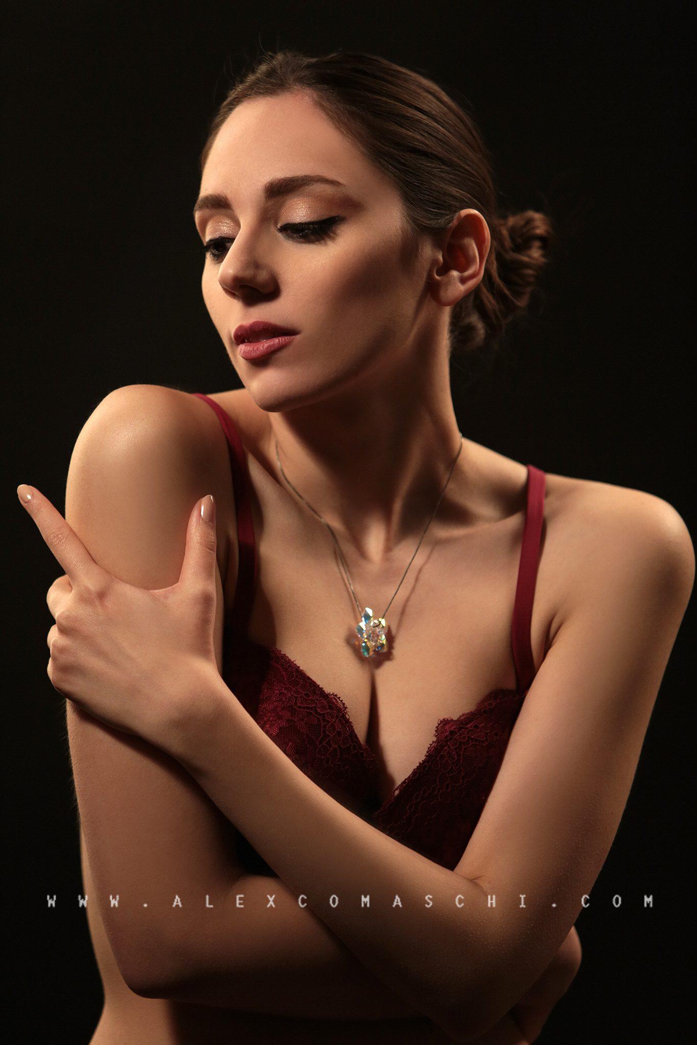 Valeria Manni by Alex Comaschi