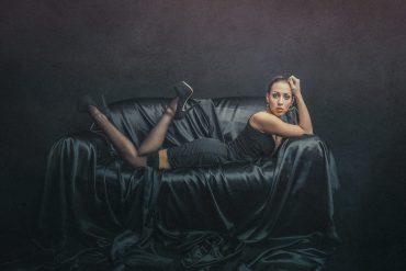 Eleonora Massai by Alessandro Pampolini
