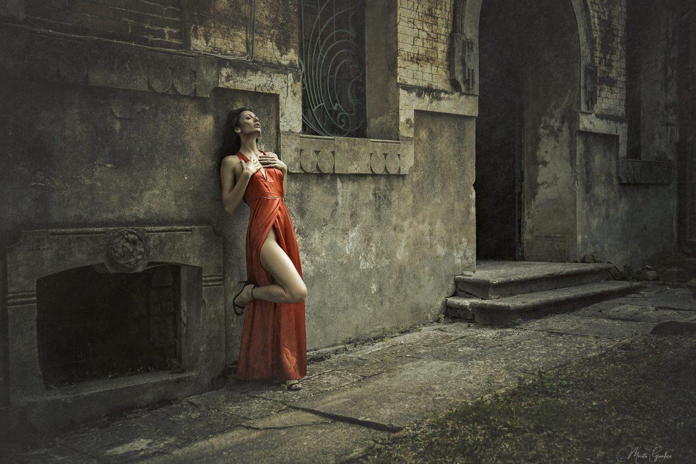 Paola Alpago by Gianluca Moretto