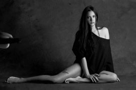 Jessica Bedoya by Massimiliano Distante