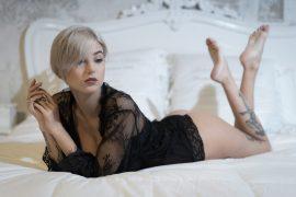 Giorgia Soleri by Manuel Boschi