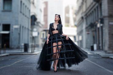Anastasia Byelik by Anjelika Mazaeva